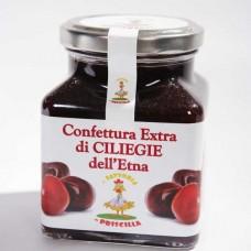 Confezione Monodose di Confettura Extra di Ciliege dell' Etna