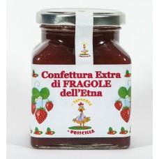 Confettura Extra di Fragole dell'Etna