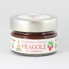 Confezione Monodose di Confettura Extra di Fragole di Maletto