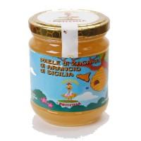Miele di Zagara di Arancio di Sicilia